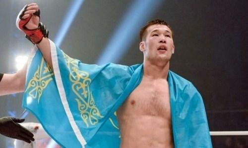 Казахстанец Шавкат Рахмонов с досрочной победы дебютировал в UFC