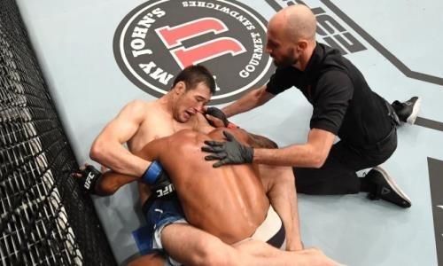 Тренер Макгрегора прокомментировал победу Рахмонова в дебютном бою в UFC
