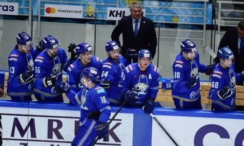 Где смотреть трансляцию матча КХЛ «Сибирь» — «Барыс»