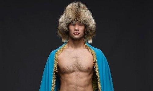 Стал известен гонорар казахстанца Шавката Рахмонова за дебютный бой в UFC