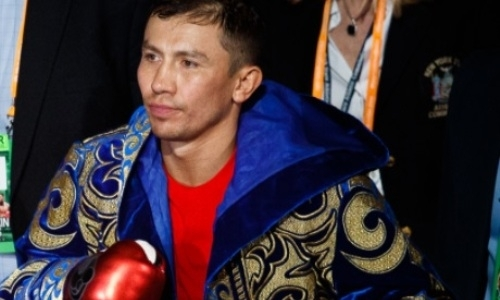 Названа причина переноса боя Головкина за титул чемпиона мира