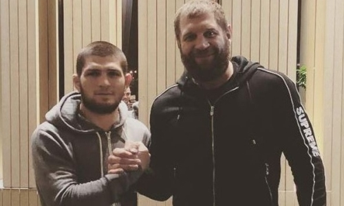 «Назвать величайшим бойцом UFC его нельзя». Емельяненко высказался о завершении карьеры Нурмагомедова