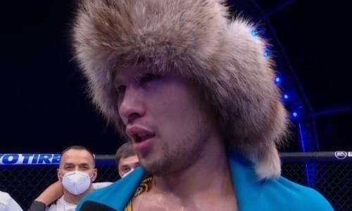 «Хотел показать». Шавкат Рахмонов раскрыл главную мотивацию на дебютный бой в UFC