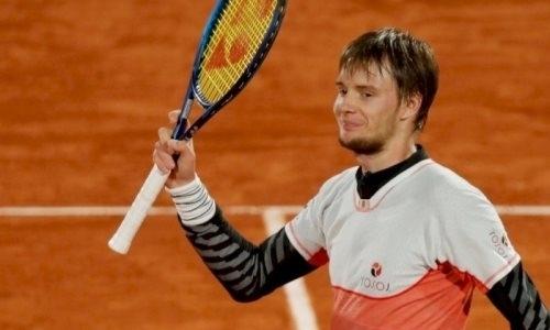 Бублик сохранил позицию в ТОП-50 рейтинга ATP
