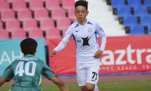 Матч с участием казахстанского футболиста в российском чемпионате закончился со счетом 6:0