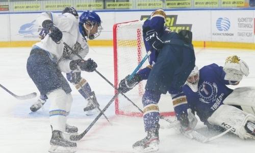 Листки хоккейного календаря. Неделя №1. 19-25 октября Чемпионат Казахстана: скандальный старт