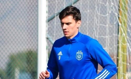 Шесть футболистов основного состава «Астаны» не сыграют против «Окжетпеса»