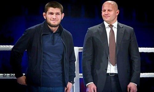 «Понимает прекрасно». Тактаров высказался о завершении карьеры Хабиба и сравнил его с Федором Емельяненко