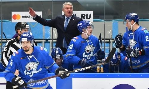 Побеждать будем? «Барыс» уступил «Сибири» и проиграл третий подряд матч в КХЛ