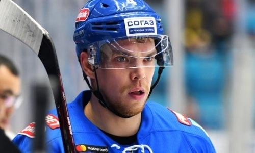 «Нас засасывало». Хоккеист «Барыса» нашел объяснение поражению от «Сибири»