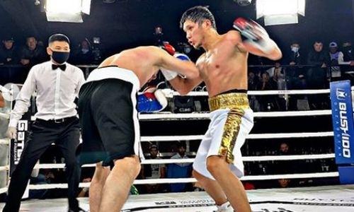 BoxRec проигнорировал победный бой казахстанского боксера против россиянина