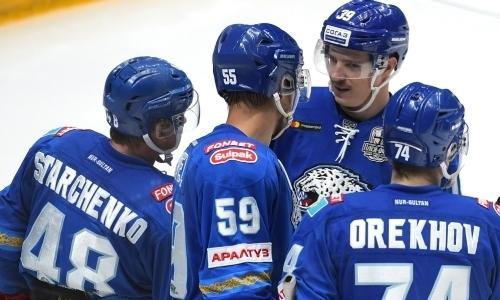 «Нет суперслабых». «Барысу» раскрыли реальные перспективы в КХЛ-2020/2021