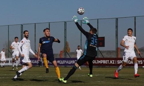 Аймбетов забил 30-й мяч в Премьер-Лиге
