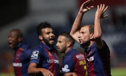 Бывший футболист «Астаны» помог бразильскому клубу устроить разгром
