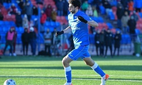 Бывший футболист «Актобе» официально покинул европейский клуб