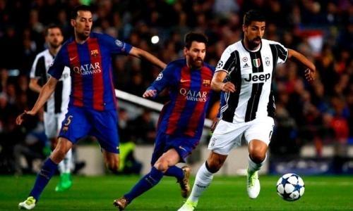 Gde Smotret Translyaciyu Matcha Ligi Chempionov Yuventus Barselona Futbol Sports Kz