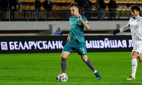 Европейский клуб восхитился игрой казахстанца в своем составе. Видео