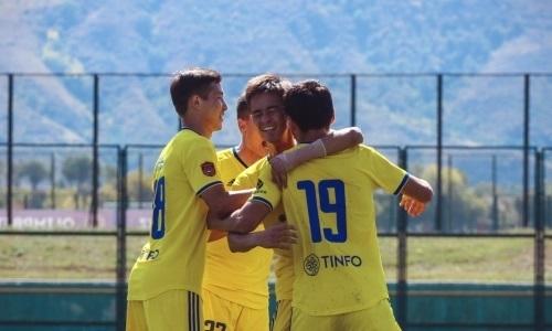 «Жетысу Б» взял три очка в матче Первой лиги с «Академией Оңтүстік»