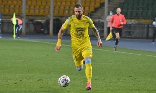 Барсегян забил 15-й мяч в Премьер-Лиге