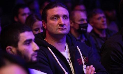 «Казахские ребята — это духовитые парни, которые идут вперед, готовы рисковать». Эдгард Запашный оценил дебют Шавката Рахмонова в UFC
