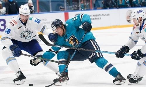 «Обидно». Озвучена причина сенсационного поражения «Барыса» в КХЛ