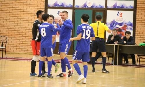 «Окжетпес» стартует в чемпионате Казахстана после трех технических поражений