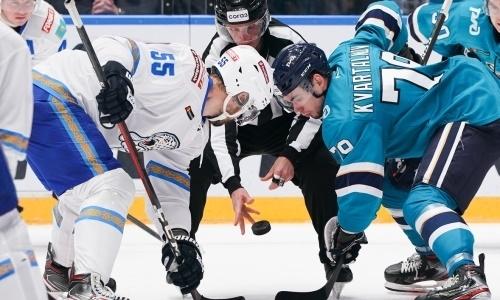 КХЛ перенесла следующий после «Барыса» матч «Сочи» в чемпионате
