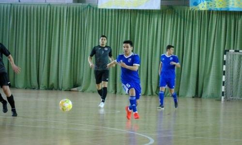 «Аят» переиграл «Жетысу» в матче чемпионата Казахстана