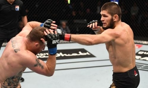 Бой Хабиб — Гэтжи на UFC 254 стал лишь пятым по продажам PPV за 2020 год