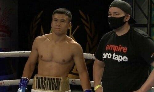 Раскрыты детали подготовки непобедимого британского боксера к бою с казахстанцем за пояс WBC. Фото