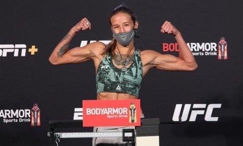 Первая Казахстанка в UFC стала легендарной средневековой королевой. Фото