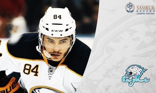 «Барыс» официально объявил о подписании звездного новичка из НХЛ