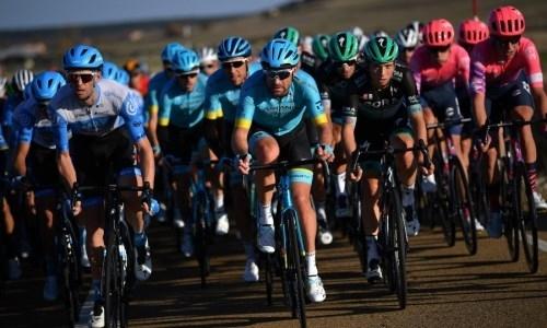 В «Астане» оценили выступление команды на девятом этапе «Вуэльты Испании»