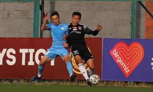 Футболист «Кызыл-Жар СК» не сыграет против бывшего клуба