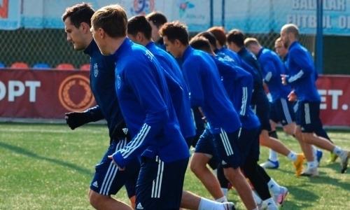 Четыре футболиста основного состава «Астаны» не сыграют против «Кайрата»
