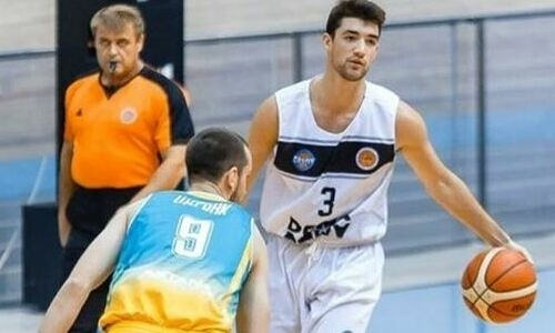 «В драке я выберу второго тренера себе в команду». Казахстанский баскетбольный клуб представил легионера. Видео