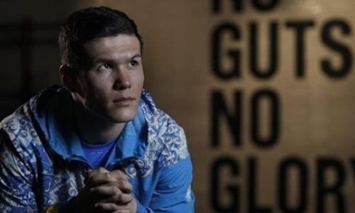 «С девяти лет я выиграл 101 бой подряд». Данияр Елеусинов вспомнил свое первое поражение