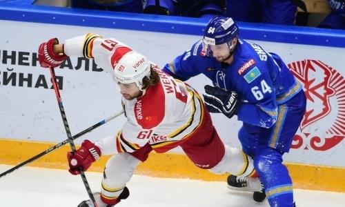 Видеообзор матча КХЛ, или Как «Барыс» прервал серию поражений