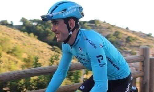 Гонщик «Астаны» остановился в шаге от пьедестала десятого этапа «Вуэльты Испании»