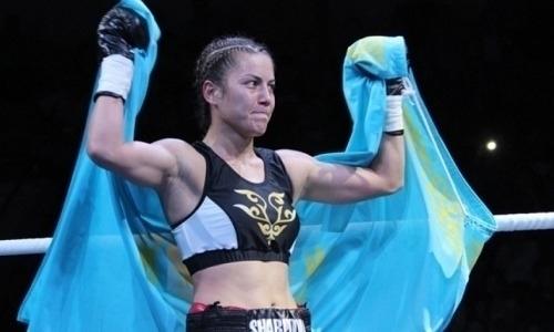 Казахстанка Фируза Шарипова победила сербку в Москве