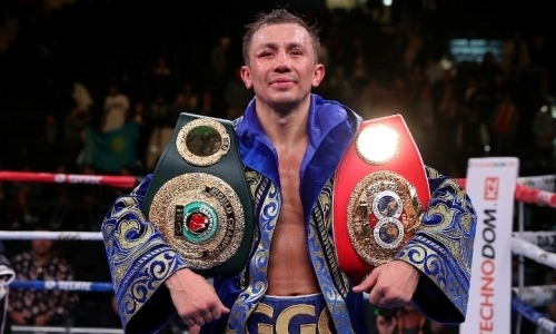 Озвучена новая дата следующего боя Головкина за титул чемпиона мира