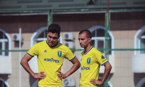 «Жетысу Б» сыграл вничью со СДЮСШОР №8 в матче Первой лиги