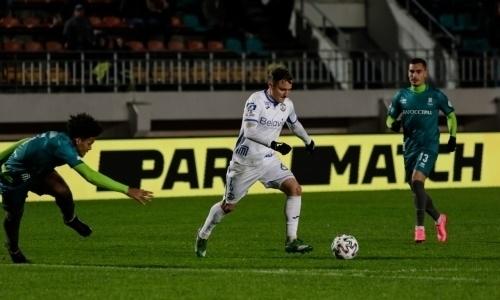Уроженец Казахстана помог европейскому клубу уйти от поражения на последней минуте матча