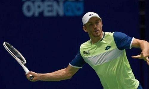 Определился первый победитель турнира Astana Open в Нур-Султане