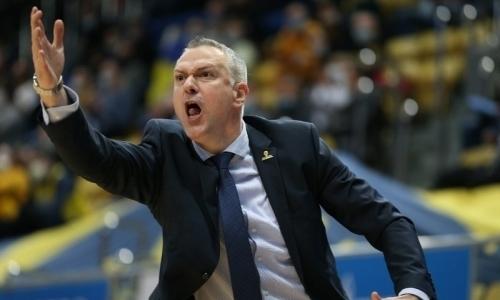 «Астана» проиграла матч Единой лиги ВТБ, уступив в 33 очка