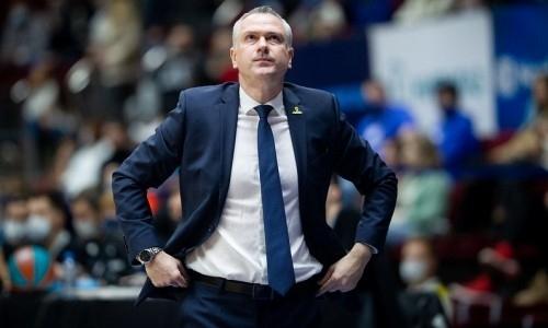 «Мы не выполнили ничего». Главный тренер «Астаны» назвал игру команды ужасной