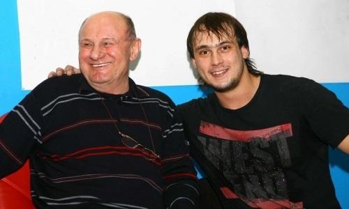 Илья Ильин отреагировал на известие о смерти тренера Энвера Туркелери