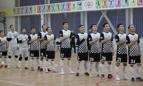 «Каспий» и «Нур-Султан» разошлись миром в матче чемпионата РК
