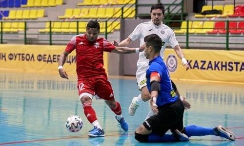 «Кайрат» нанес «Актобе» первое поражение в сезоне чемпионата РК