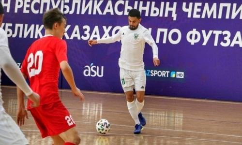 Стали известны лучшие бомбардиры чемпионата Казахстана после восьмого тура